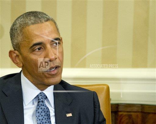 President Barack Obama (Credit: AP Images)