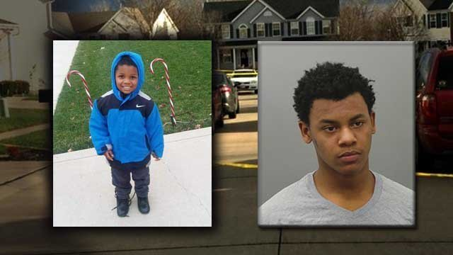 Police say Kameron Harvey, 16, was playing with a loaded pistol with 3-year-old Xavier Robinson on December 21, 2015. (KMOV)