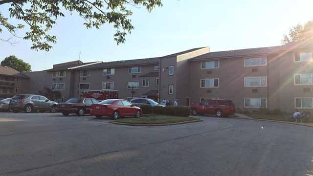 Maryville Garden Apartments. Credit: KMOV