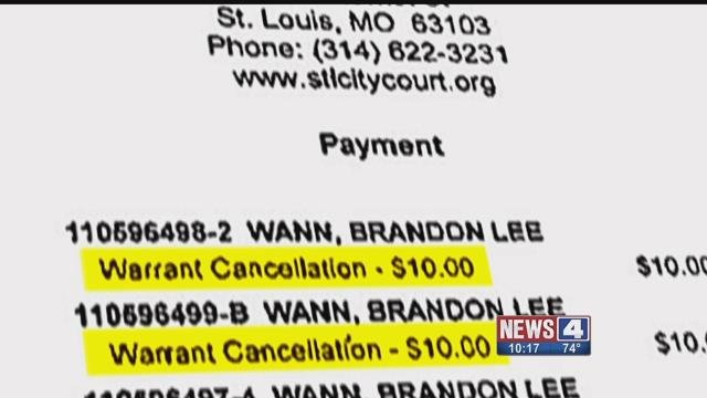 St. Louis City will soon issue refunds to people who paid warrant cancellation fees. Credit: KMOV