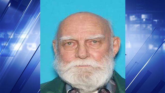 Roy Brandel, 84, was last seen on his Iron Co. farm Sunday morning. He has dementia and a visual impairment. Credit: Missouri Highway Patrol