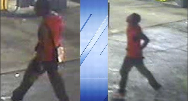 SLMPD is looking for the public's help identifying this man. (Credit: KMOV).