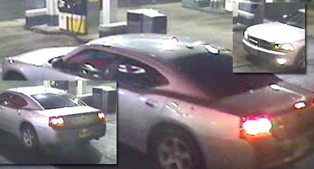 SLMPD is looking for the public's help identifying this car. (Credit: KMOV).