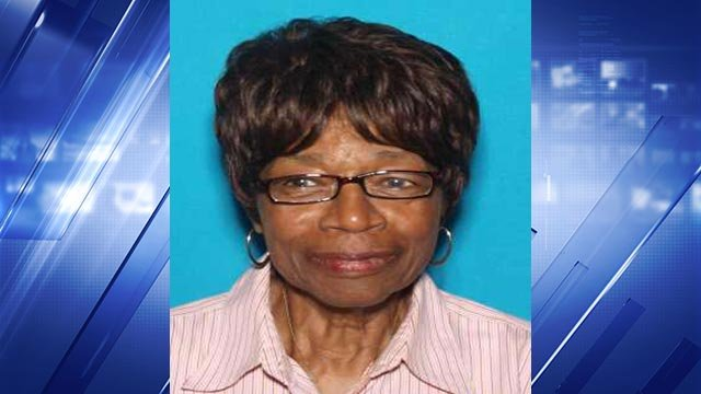 Pearlene Campbell was reported missing after she failed to show up for a doctor's appointment Monday (Credit: St. Louis County Police)