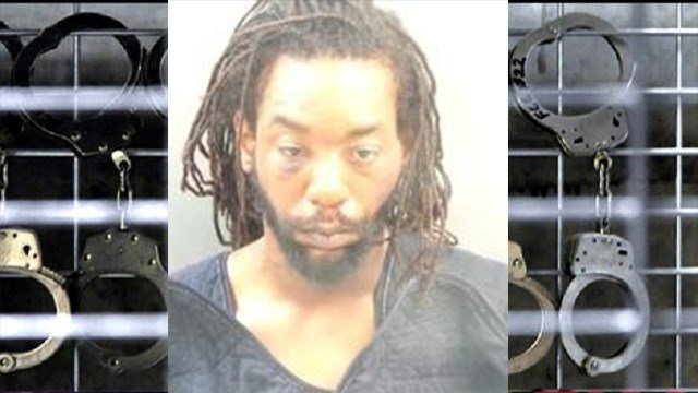 Wayne Samuels is accused of pulling on a gun on officers after being pulled over (Credit: St. Louis Police Department)