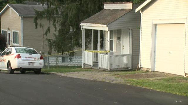 A man and woman were found dead inside a home in Lemay Wednesday (Credit: KMOV)