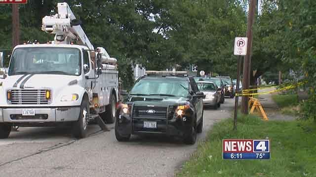 Jeremy Birich died in an electrocution in Belleville on July 13. Credit: KMOV