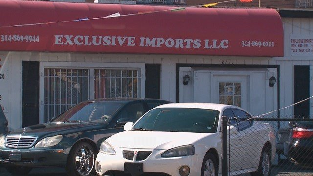 Exclusive Imports LLC failed to provide titles in a timely fashion and failed to make repairs as promised, according to the attorney general (Credit: KMOV)
