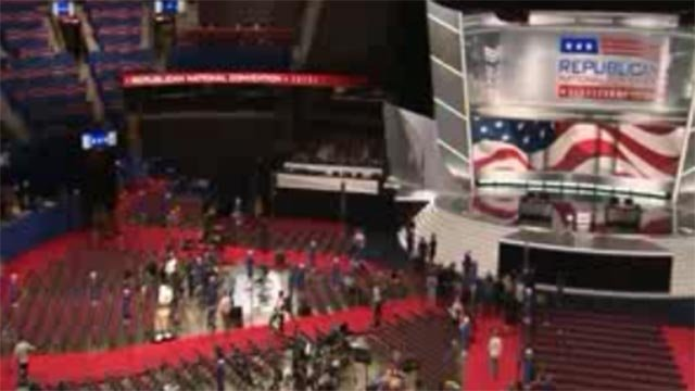 Republican National Convention (Credit: CNN)