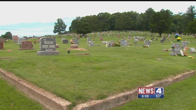 A mix up at the Pacific City Cemetery is causing additional heartache to a family that  is grieving the loss of a loved one. Credit: KMOV