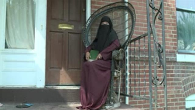 Letitia Parker fears she could become a target because she is Muslim (Credit : KMOV)