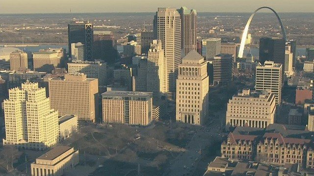 City of St. Louis (Credit: KMOV)