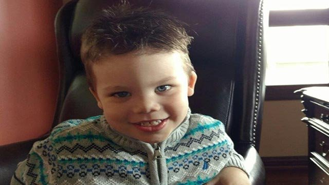 Florida's Orange County Sheriff's Office tweeted a picture of Lane Graves, the young boy that died in the Disney gator attack. (Credit: Orange County Sheriff's Office)