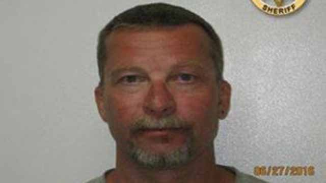 Authorities in Lincoln County are searching for registered sex offender James Burt, 48. Police believe he may still be in the Troy, Mo. area. Credit: KMOV