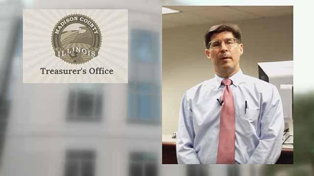 Former Madison County Treasurer Kurt Prenzler. Credit: KMOV