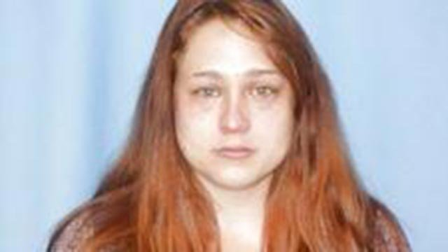 Paige Lyane Hazlett, of Clarksville, is accused of selling stolen Pike County Fair passes (Credit: Police)