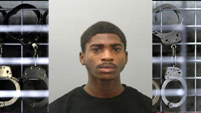Montel Harkins, 17, is accused of stealing a car & personal items from a Brentwood man on June 17. (Credit: Police)