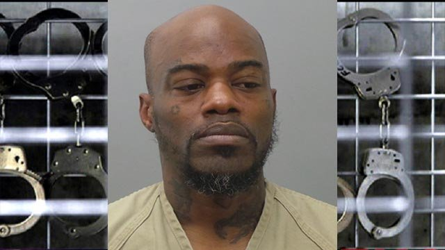 Vincent Jones facing a second-degree murder charge after a 21-month-old died (Credit: St. Louis County Police)