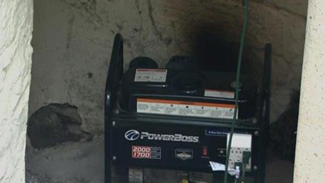 A generator (credit: KMOV)