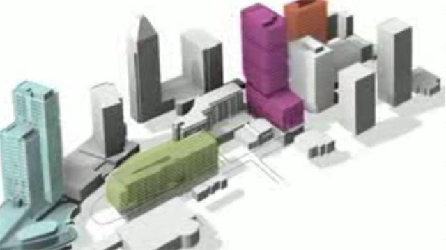 Centene headquarters plan (Credit: Centene)