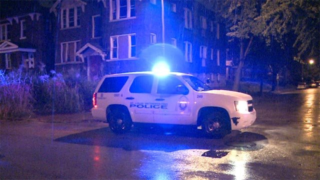 A man was fatally shot in the Kingsway East neighborhood Monday morning (Credit: KMOV)