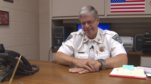 Retiring Franklin County Sheriff, Gary Toelke (Credit: KMOV).