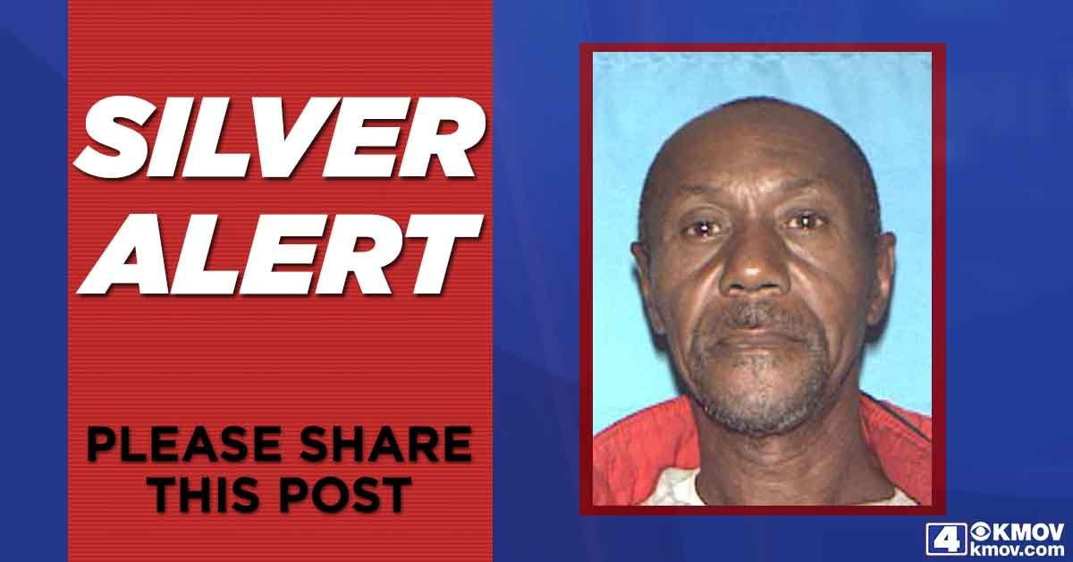 Police are searching for Ivory Kelly, 64. He has dementia and walked away from his North County home on August 1. Credit: St. Louis County PD