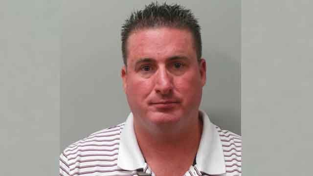 Monarch Fire Chief Wayne Marsonette, 46, was accused of using a company money from his previous employer for personal expenses. Credit: KMOV