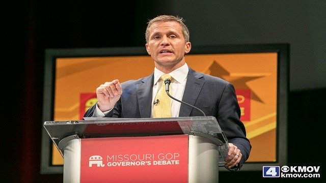 Ex-Navy SEAL Wins Missouri GOP Governor Primary