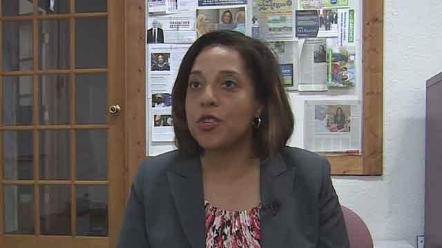 St. Louis Circuit Attorney Kim Garnder. Credit: KMOV