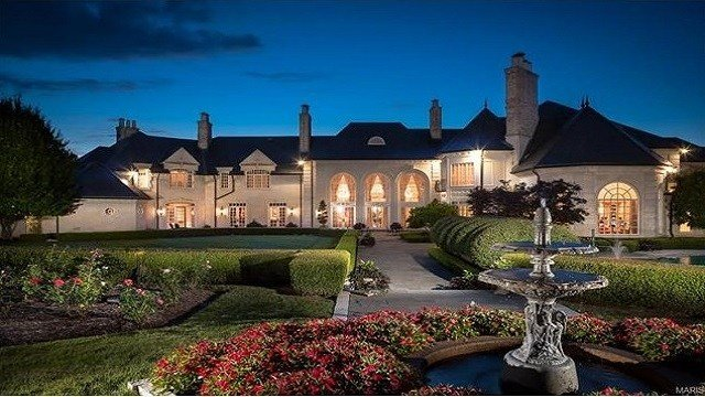 $10.7M home for sale on Warson Road in Ladue. (Coldwell Banker)