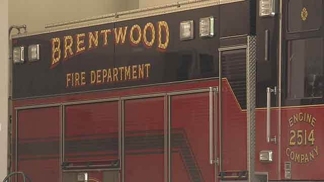 Under a plan currently being studied, Brentwood, Richmond Heights, Clayton, Maplewood and Rock Hill might merge their fire departments. Credit: KMOV