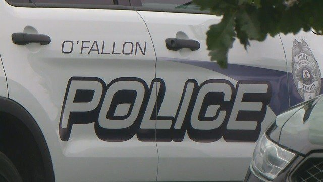 Scammers posing as officers from the O'Fallon, Illinois Police Department to get money from public (Credit: KMOV).
