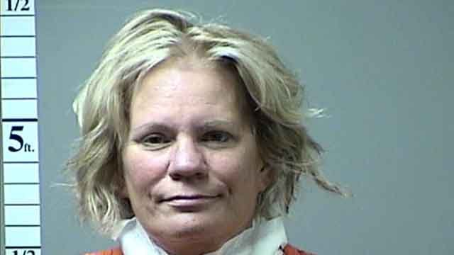Pamela Hupp is charged with first-degree murder for allegedly killing Louis Gumpenberger at her O'Fallon, Mo. home.  She allegedly lured him there and told police he she shot him when he tried to break in. Credit:  O'Fallon, Mo PD