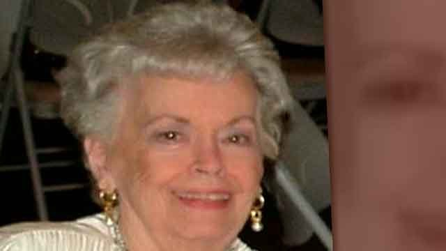 Pamela Hupp's mother died at a retirement home by falling off the balcony. (Credit: KMOV)