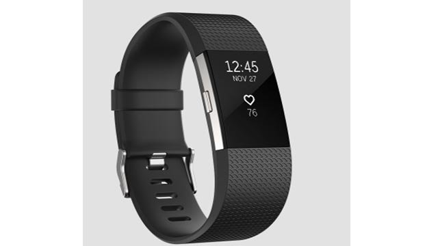 Fitbit Charge 2 (Credit: Fitbit)