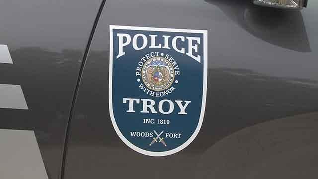 Troy, Mo police. Credit: KMOV