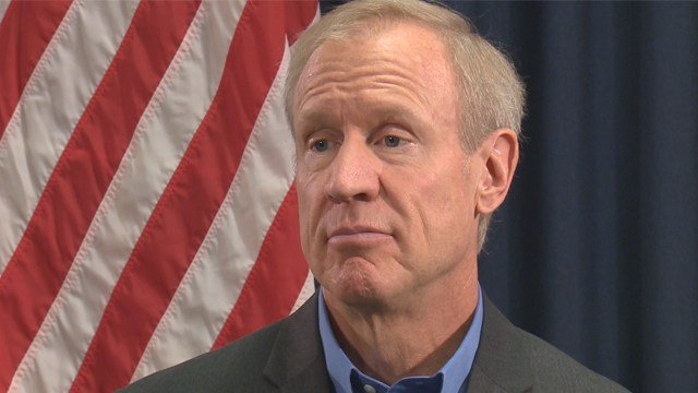 Illinois Governor Bruce Rauner (Credit: KMOV)