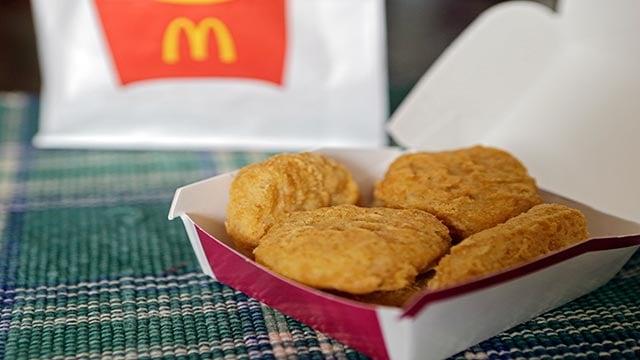 McDonald's Chicken McNuggets (Credit: AP Photo / Mark Duncan, File)