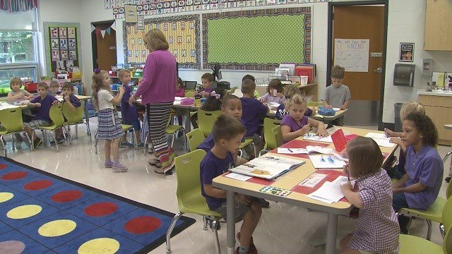 Some schools in the Affton School District seeing growth in number of students; asking for tax increase on November ballot (Credit: KMOV).