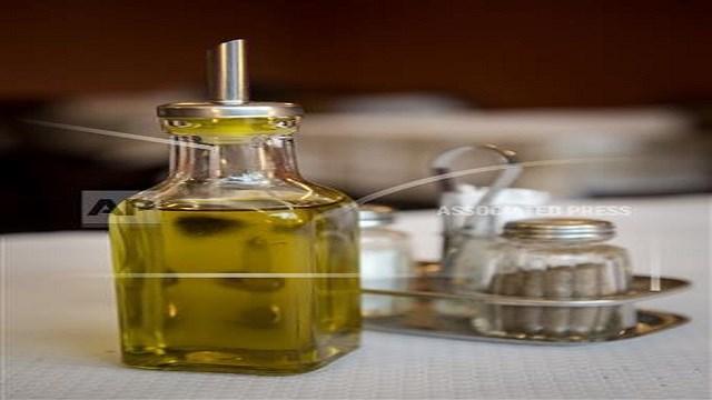 Olive oil (Credit: AP Images)