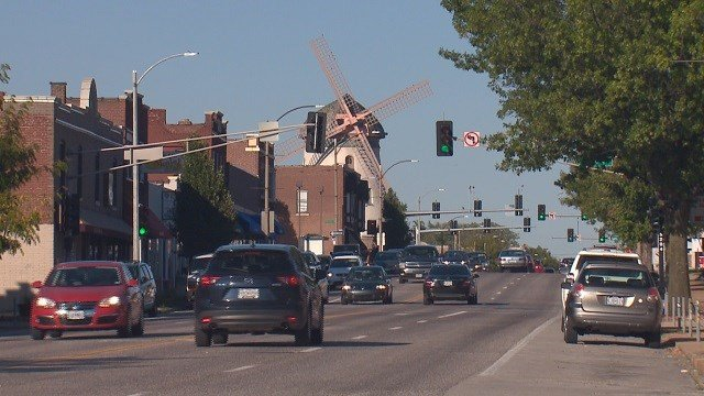 Residents and business owners, owning property along Gravois and Morganford in the Bevo neighborhood are imposing a tax on themselves to improve the area (Credit: KMOV).