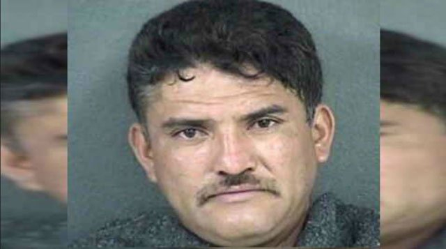 Pablo Antonio Serrano-Vitorino had been previously deported from the U.S. in April 2004. ICE says he illegally re-entered the country on an unknown date. (KCK Police Department)