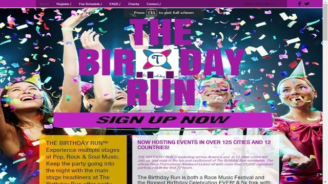 BBB warns runner and partygoers to use caution when registering for St. Louis 'Birthday Run' (Credit:BBB)