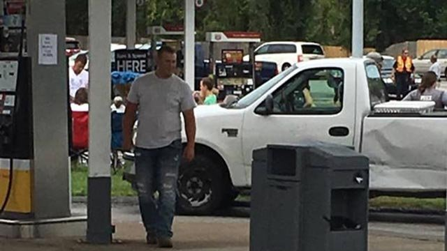 Police in Arnold believe this suspect hit a 13-year-old (Credit: JeffCo 411 / Facebook)
