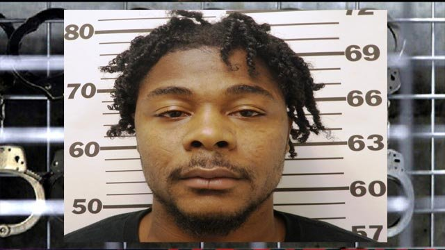 Devion Oliver, 27, of Caseyville is accused of burglarizing a home on October 30, 2015 (Credit: Caseyville Police Department)