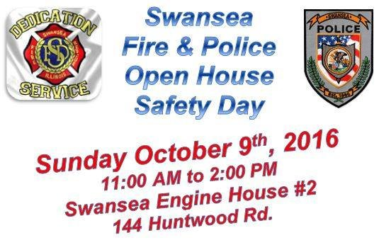 Emergency responders to hold open house