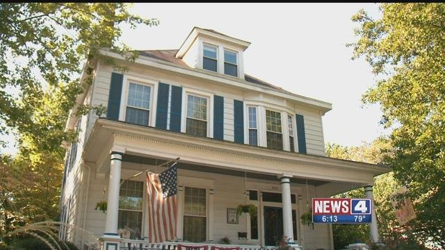 Ferguson features many posh properties. Credit: KMOV