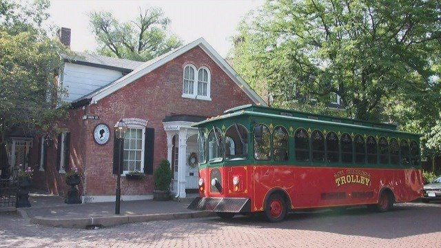 St. Charles city leaders are looking at potentially bringing back the trolley despite it once being deemed a waste of tax payer dollars (Credit: KMOV).