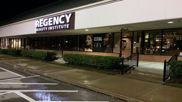 Regency Beauty Institute closing all 79 campuses. (Credit:KMOV)